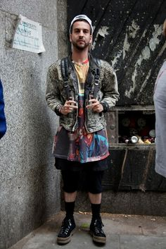 street style london collections men menswear east london directional