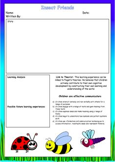 Home :: Resource Type :: Activity Based Learning :: The Complete Set of 42 EYLF Learning Story Templates Activity Based Learning, Play Based Learning, Early Learning, Learning Stories Examples, Stories For Kids, Preschool Programs, Preschool Centers, Early Childhood Program, Early Childhood Education