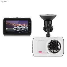 TryAce®1080P Full HD Car DVR Screen Night Vision Touch Stop Monitoring Ultra Thin Driving Recorder Mini Video Camera 170° Super Wide Live HD Tachograph(FH05). For product info go to:  https://www.caraccessoriesonlinemarket.com/tryace1080p-full-hd-car-dvr-screen-night-vision-touch-stop-monitoring-ultra-thin-driving-recorder-mini-video-camera-170-super-wide-live-hd-tachographfh05/