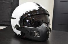Harrisson corsair helmet  http://www.harisson-helmets.com/                                                                                                                                                                                 もっと見る