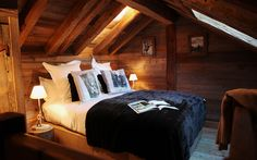 Luxury Ski Chalet, Petite Marmotte Lodge, Courchevel 1650, France, France (photo#10736)