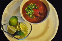 Smoked Stout Cuban soup