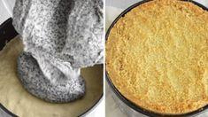 Tento makový koláč s tvarohem v našem domě vyhrává: Absolutní jednoduchý a rychlý recept! Cottage Cheese, Cornbread, Good Food, Dairy, Cake, Ethnic Recipes, Millet Bread, Kuchen, Torte