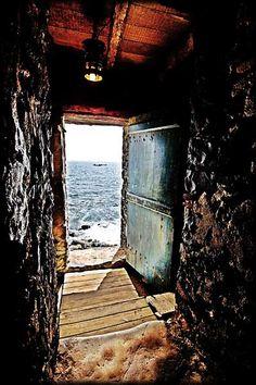 La puerta del No Retorno, Isla de Goreé (Senegal)