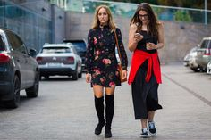 The Best Street Style Photos From Mercedes-Benz Kiev Fashion Days