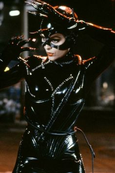 Michelle Pfeifer as Catwoman from Batman Returns