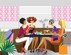 ladies who lunch - Google Search