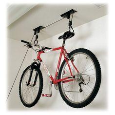Porte-vélo à poulie - 29,50€