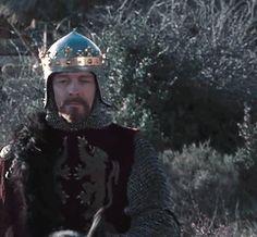 Ricardo Coração de Leão esteve  reunido com Saladino no local onde foi travada a Batalha de Montgisard.