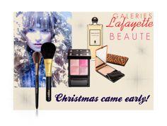 Make-up sélection par Natacha Steven pour les Galeries Lafayette