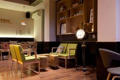 """다음 @Behance 프로젝트 확인: """"Brother's Cafe"""" https://www.behance.net/gallery/46394897/Brothers-Cafe"""