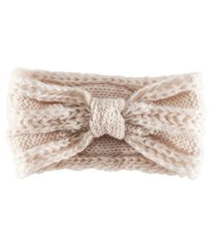 how cute is this headband for winter?!