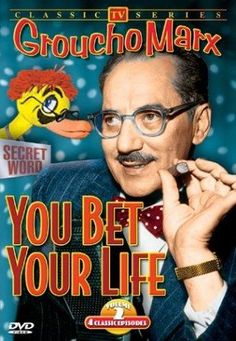 You Bet Your Life (TV Series 1950–1961)