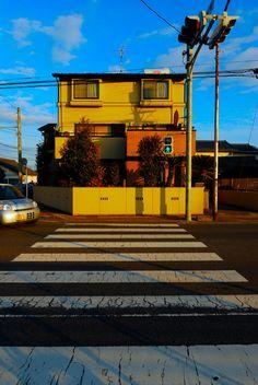 House in Japan by Kamal Zharif