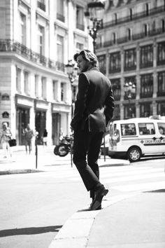 Vogue Russia - Gaspard Ulliel