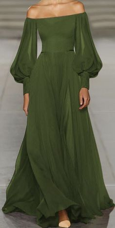 Green Maxi Dress - Women's evening maxi dresses, you will find the best one f. - Green Maxi Dress – Women's evening maxi dresses, you will find the best one for you, up to - Sexy Maxi Dress, Maxi Dress With Sleeves, Boho Dress, Sexy Dresses, Fashion Dresses, Dress Up, Woman Dresses, Dress Long, Summer Dresses