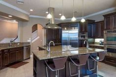 The kitchen area to a beautiful home being sold by our agent Marla Adams. If interested feel free to call 813-569-6294!