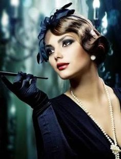 Image result for vintage short hairstyles