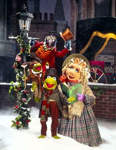 It's a Very Muppet Christmas Movie