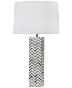 Regina Andrew Chevron Table Lamp