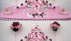 Image result for centrepiece ideas for baby shower