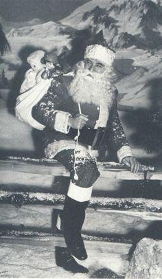 Bela Lugosi as Santa