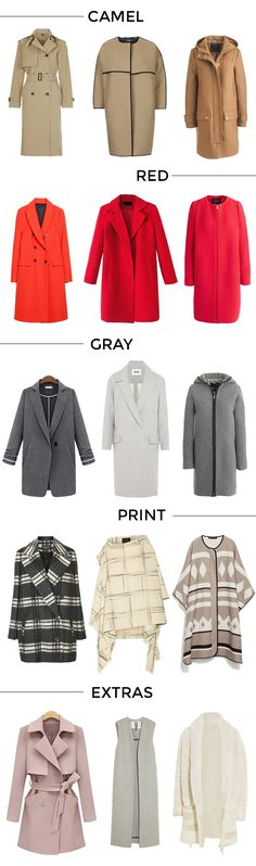 Shopping Guide to the best fall coats