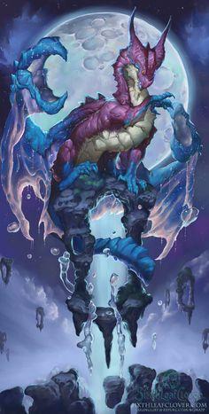 2016 Zodiac Dragons Cancer by The-SixthLeafClover.deviantart.com on @DeviantArt