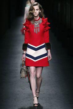 Gucci, A-H 16/17 - L'officiel de la mode