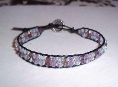 """""""Elegant Summer"""" Beaded Bracelet"""