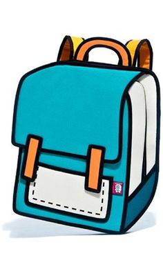 JumpFromPaper   Spaceman  Green Backpack Best Price