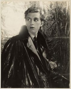 Stephen Tennant by Cecil Beaton 1927-28  © The Cecil Beaton Studio Archive at Sotheby's.