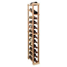 I pinned this Wine Cellar Single Column Rack with Display from the Wine & Cheese Party event at Joss and Main!
