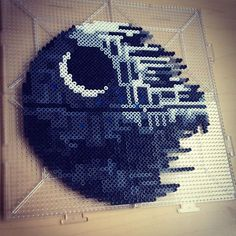 Death Star - Star Wars hama beads by smargetts