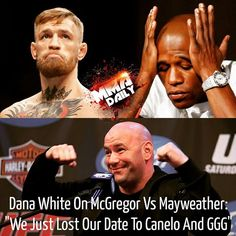 I'm sure Dana is gutted!! #mma #ufc