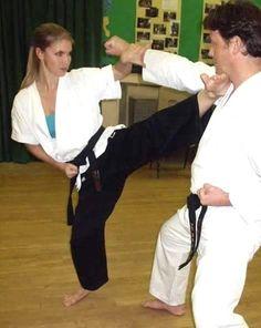 Karate Girl, Martial Arts Women, Strong Women, Female Art, Bodies, Kicks, Exercise, Fitness, Sports