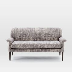 Living Room Loveseats and Small Sofas | west elm