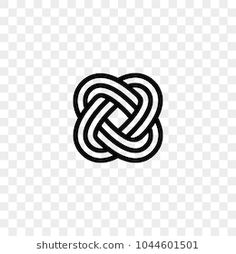 Heart logo vector infinity loop icon. Isolated modern hearts infinity loop line symbol for cardiology medical center or charity, Valentine love or wedding design for web social net application