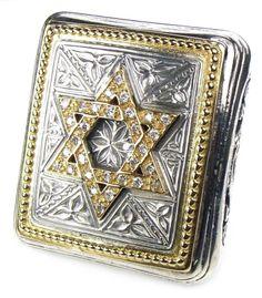 relleno de cristal TOV/® color plateado Bandeja de diamante para cocina