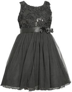 Bonnie Jean Girls 7-16 Sequin Mesh Bodice To Tulle Skirt, Black, 10 Bonnie Jean, http://www.amazon.com/dp/B005A3BW7C/ref=cm_sw_r_pi_dp_HIYRpb151XVRX