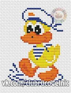 Wall Photos Vintage Ideas For 2019 Simple Cross Stitch, Cross Stitch Bird, Cross Stitch Borders, Cross Stitch Animals, Cross Stitch Designs, Cross Stitching, Cross Stitch Embroidery, Hand Embroidery, Cross Stitch Patterns