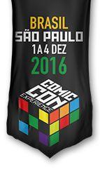 SP - COMIC CON EXPERIENCE 2016, o evento geek mais épico da América Latina. De 1 a 4 de Dezembro em São Paulo   !!!!
