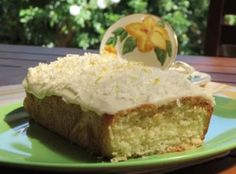 Coconut Loaf Cake 4 Ingredients Easy Video Tutorial