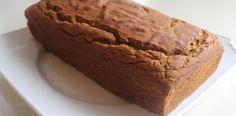 Yummy vegan, gluten free pumpkin bread! Perfect for breakfast or just a treat.