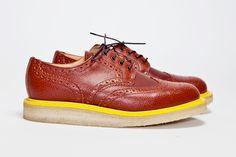 Très Bien Shop x Mark McNairy Derby & Brogue Shoes | Hypebeast