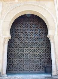 Andalusian designs: tile, water features, court yards - window screen