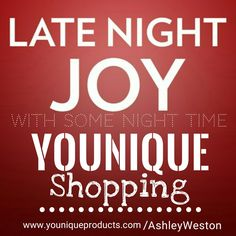 Late Night Shopping Post Youniqur by Ashley Weston
