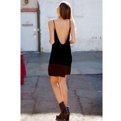 Brandy Melville Lynette Open Back Dress nwot || backless || one size || open to offers Brandy Melville Dresses Backless