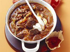 Gulasch - smarter - Kalorien: 384 Kcal - Zeit: 30 Min. | eatsmarter.de