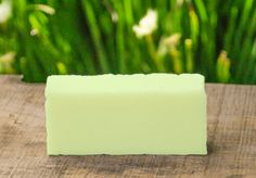 A personal favorite from my Etsy shop https://www.etsy.com/listing/253568686/eucalyptus-bar-soap-handmade-soap